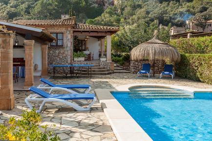 Gemütliches Ferienhaus : Region Mallorca für 5 Personen