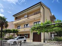 Holiday apartment 642199 for 8 persons in Crikvenica