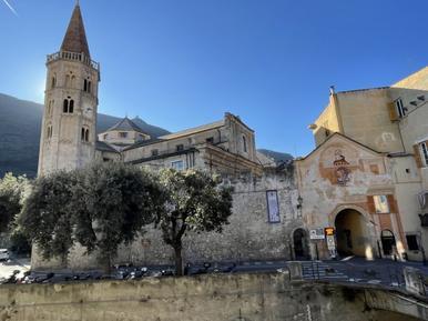 Für 9 Personen: Hübsches Apartment / Ferienwohnung in der Region Finale Ligure
