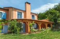 Ferienwohnung 644300 für 9 Personen in Châteauvert