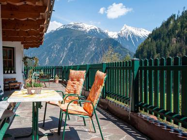 Tirol, Mayrhofen Ferienwohnung