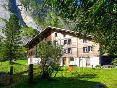 Gemütliches Ferienhaus : Region Berner Oberland für 12 Personen