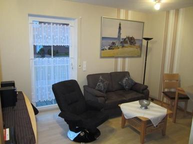 Für 2 Personen: Hübsches Apartment / Ferienwohnung in der Region Norden-Norddeich