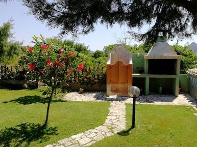 Gemütliches Ferienhaus : Region Villasimius für 6 Personen
