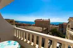 Appartement de vacances 651057 pour 5 personnes , Makarska