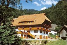 Monolocale 651387 per 2 persone in Oberharmersbach