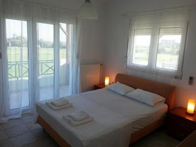Ferienhaus, Strand: 300 m