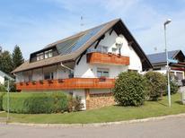 Appartement de vacances 654985 pour 2 personnes , Herrischried