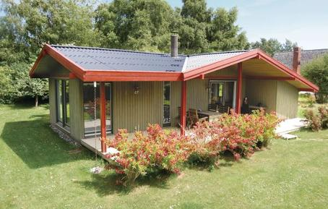 Gemütliches Ferienhaus : Region Mon für 8 Personen