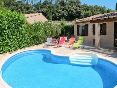 Gemütliches Ferienhaus : Region Cote d'Azur für 4 Personen