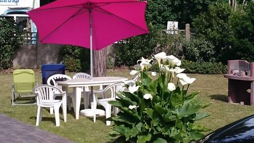 Gemütliches Ferienhaus : Region Nord-Pas-de-Calais für 5 Personen