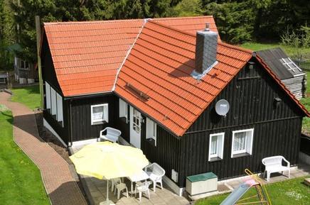 Gemütliches Ferienhaus : Region Harz für 7 Personen