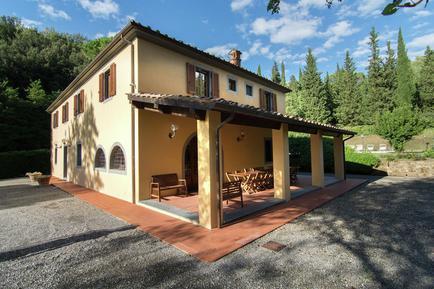Gemütliches Ferienhaus : Region Capannoli für 14 Personen