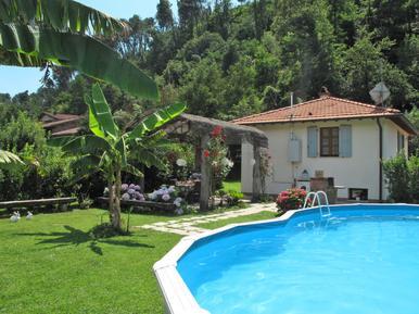 Gemütliches Ferienhaus : Region Pieve di Camaiore für 6 Personen