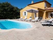 Ferienhaus 661628 für 6 Personen in Lorgues