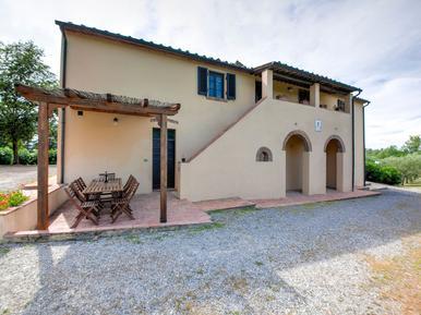 Gemütliches Ferienhaus : Region Capannoli für 6 Personen