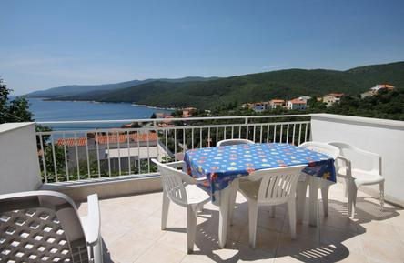 Für 5 Personen: Hübsches Apartment / Ferienwohnung in der Region Istrien