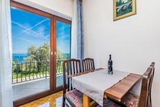 Appartement 668212 voor 4 personen in Donji Kraj