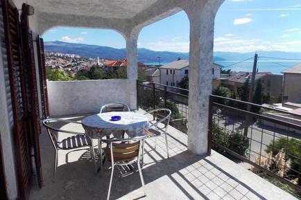 Für 4 Personen: Hübsches Apartment / Ferienwohnung in der Region Kvarner Bucht