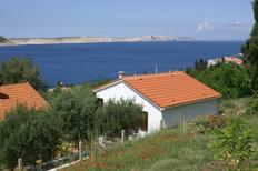 Holiday home 670499 for 2 persons in Stara Novalja