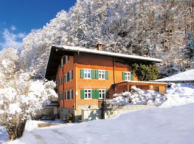 Gemütliches Ferienhaus : Region Vorarlberg für 16 Personen