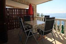 Appartement 675075 voor 5 personen in Ždrelac