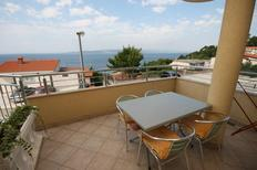 Holiday apartment 675299 for 4 persons in Baska Voda