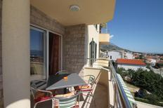 Appartement 675300 voor 4 personen in Baska Voda