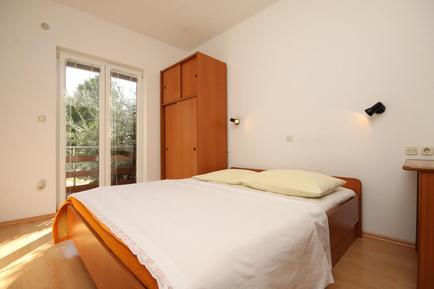 Für 8 Personen: Hübsches Apartment / Ferienwohnung in der Region Brela