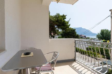 Für 3 Personen: Hübsches Apartment / Ferienwohnung in der Region Duce