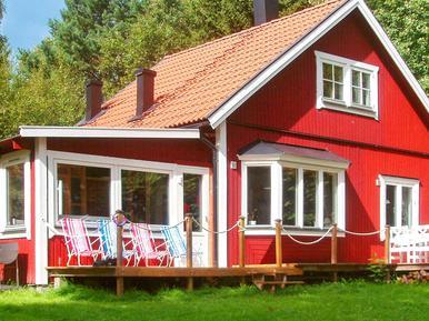 Gemütliches Ferienhaus : Region Mittelschweden für 5 Personen