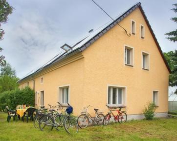Gemütliches Ferienhaus : Region Lausitz für 6 Personen