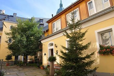 Gemütliches Ferienhaus : Region Erzgebirge für 3 Personen