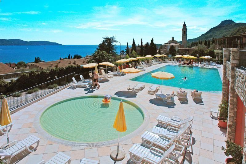 Ferienwohnung für 4 Personen ca. 35 m² i   Gargnano