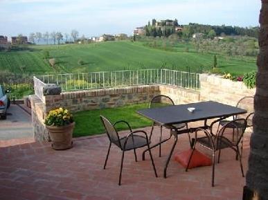 Für 4 Personen: Hübsches Apartment / Ferienwohnung in der Region Siena