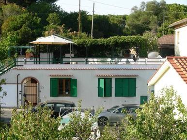 Gemütliches Ferienhaus : Region Elba für 6 Personen