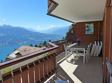 Für 3 Personen: Hübsches Apartment / Ferienwohnung in der Region Beatenberg