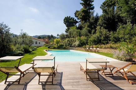 Gemütliches Ferienhaus : Region Serravalle Pistoiese für 14 Personen