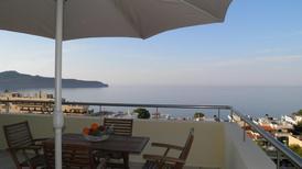 Mieszkanie wakacyjne 690135 dla 4 dorosłych + 1 dziecko w Agia Marina