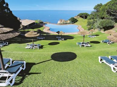 Gemütliches Ferienhaus : Region Algarve für 7 Personen
