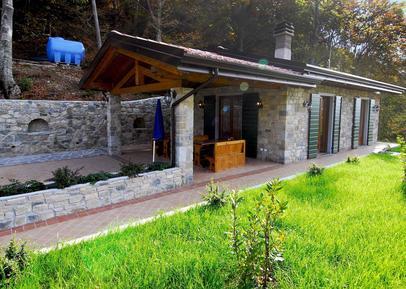 Gemütliches Ferienhaus : Region Gardasee für 5 Personen