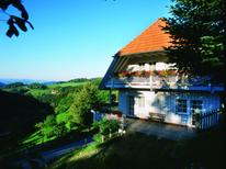 Holiday apartment 695013 for 4 persons in Oberwolfach