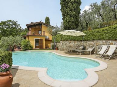 Gemütliches Ferienhaus : Region Montecatini Terme für 6 Personen