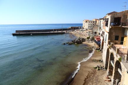Für 5 Personen: Hübsches Apartment / Ferienwohnung in der Region Cefalù