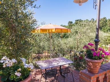 Für 5 Personen: Hübsches Apartment / Ferienwohnung in der Region Pieve a Nievole