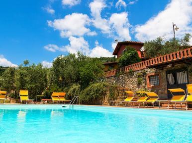 Für 3 Personen: Hübsches Apartment / Ferienwohnung in der Region Pieve a Nievole