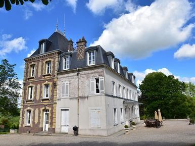 Gemütliches Ferienhaus : Region Normandie für 19 Personen