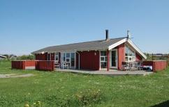 Ferienhaus 704233 für 8 Personen in Nørlev Strand