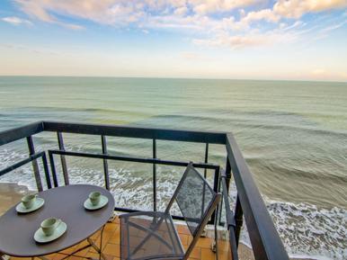 Für 5 Personen: Hübsches Apartment / Ferienwohnung in der Region Trouville-sur-Mer