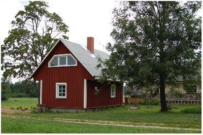 Ferienhaus für 2 Personen 2 Kinder in Pärsti Viljandimaa